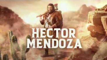 Гектор Мендоса в новом трейлере Desperados 3