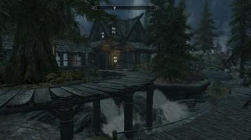 """Elder Scrolls 5: Skyrim """"Дом у святилища Великого Древа"""""""