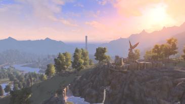 Почти 20 минут со Skyblivion - фанатским ремейком Oblivion на основе Skyrim