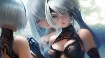 Йоко Таро позабавили новые правила Square Enix касательно нравственности фанатского контента