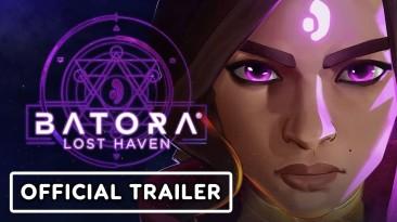 Batora: Lost Haven получила новый геймплейный трейлер