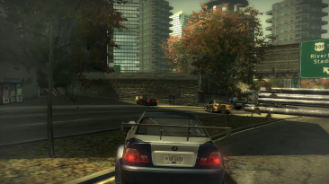 "Need for Speed: Most Wanted ""Переработка сюжетных гонок v1.2.1"""