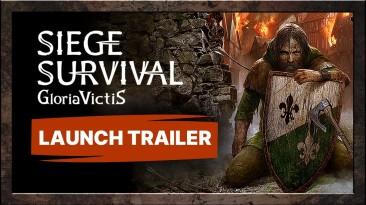 Состоялся релиз Siege Survival: Gloria Victis