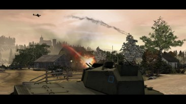 "Танк ""Кентавр"" вновом трейлере Company ofHeroes2: The British Forces"