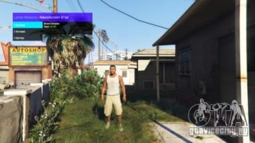 """Grand Theft Auto 5 """"Lamar Missions v0.1a"""""""