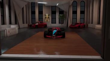 Огромный гараж в CREW 2