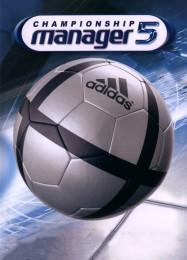 Обложка игры Championship Manager 5