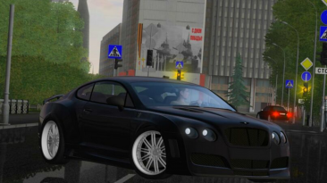 "City Car Driving ""Bentley Continental Supersrorts 6.0 (v1.5.8 - 1.5.9.2)"""