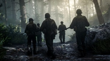PS Plus бесплатно раздает Call of Duty WWII для подписчиков PS Plus