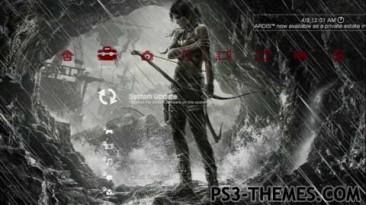 "Tomb Raider (2013) ""тема для PS3"""
