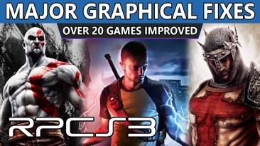 RPCS3 - обзор последних графических исправлений эмулятора PS3