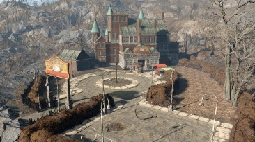 "Fallout 4 ""Особняк Грандчестер 2"""