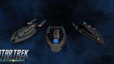 Star Trek Online - Vesta Multi-Mission T6 корабли для всех трех фракций
