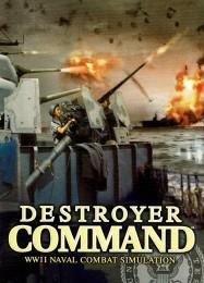 Обложка игры Destroyer Command