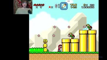 Super Mario World - Alex Danison 888 Episode - Звёздные миры - Special прохождение на русском