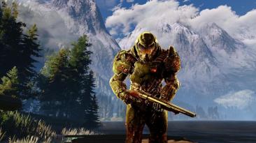 Теперь в Doom 2 есть открытый мир
