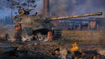 Разработчики World of Tanks разыграют 10 млн золота на открытом турнире
