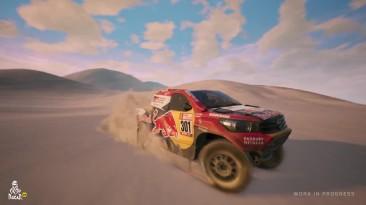 Dakar 18. Немного веселья в песках Перу