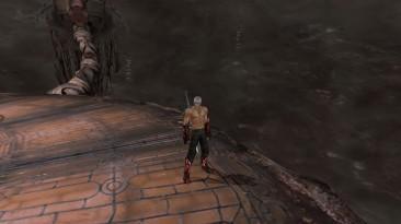 """Devil May Cry HD Collection """"Перекраска Беовульфа в красные цвета"""""""