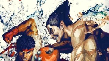 """Street Fighter X Tekken """"Эмулятор джойстика xbox 360"""""""