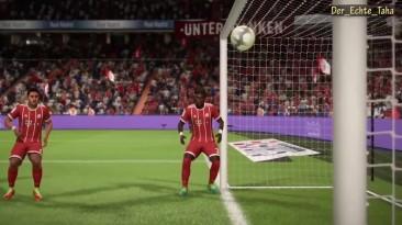 FIFA 18 - Подборка Фейлов