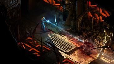 Как бы выглядела Dead Space, будь она изометрической игрой