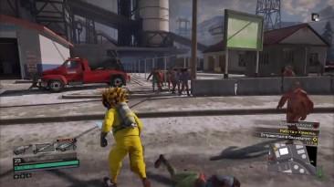 Dead Rising 4 - зомби против спецназа