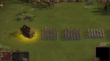"Cossacks 3 ""Immersive Hud Overhaul - новый интерфейс"""