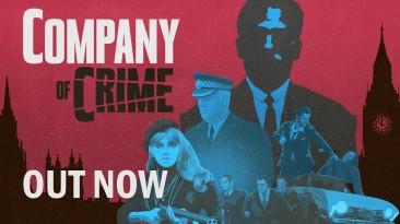 """Состоялся релиз пошаговой стратегии о преступниках """"Company of Crime"""""""