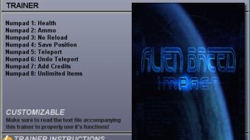 Alien Breed - Impact: Трейнер (+6) [1.0 - (build 120)] {CheatHappens}