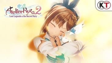 Релизный трейлер для Atelier Ryza 2: Lost Legends & the Secret Fairy