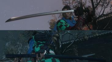 "Sekiro: Shadows Die Twice ""Sword of Kusanagi"""