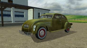 "Mafia: The City of Lost Heaven ""Ulver Airstream Tudor - HD колёса и эффекты"""