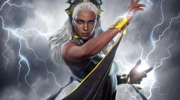 Новый трейлер Marvel Future Revolution, в котором Шторм представлена в качестве игрового персонажа