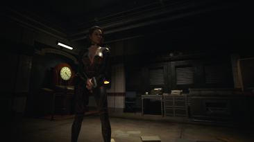 "Resident Evil 3 ""Jill Latex"""