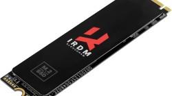 Твердотельные накопители IRDM M.2 оснащены интерфейсом PCIe 3x4 и буфером DRAM