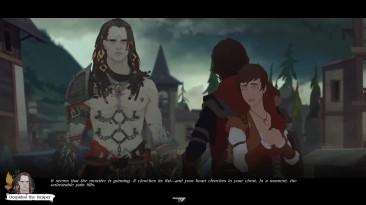 Ash of Gods: Redemption - Первый час игры