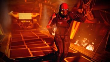 """Mass Effect Legendary Edition """"Оригинальная озвучка и русские субтитры в Mass Effect 1"""""""