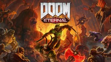 Число игроков в DOOM Eternal на Xbox One выросло в десять раз
