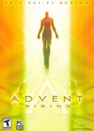 Обложка игры Advent Rising
