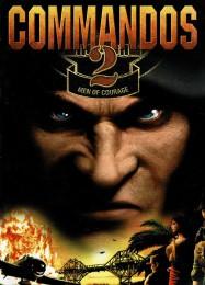 Обложка игры Commandos 2: Men of Courage