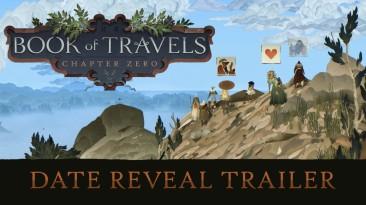 MMO Book of Travels выйдет на 3 недели позже