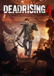 Обложка игры Dead Rising 4