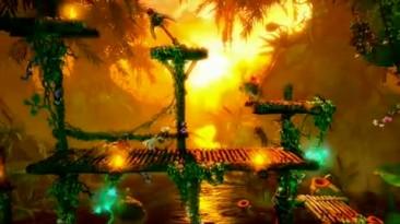 "Trine 2 - геймплейный трейлер ""Alluring Adventure"""