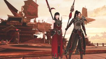 Анонсирована презентация западной версии Swords of Legends Online