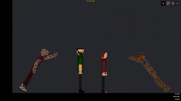"People Playground ""Мод The Last of Us (Beta V2.2)"""