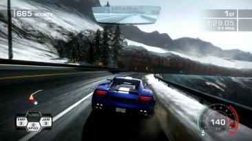"Need for Speed Hot Pursuit ""Sweet FX SMAA - полное сглаживание"""