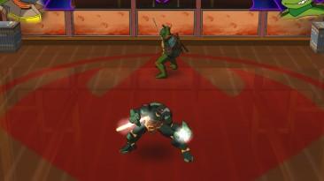 "Teenage Mutant Ninja Turtles ""Злой робот черепаха"""