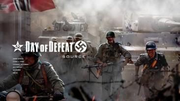 """Day of Defeat source """"Восточный Фронт"""""""