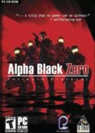 Обложка игры Alpha Black Zero: Intrepid Protocol